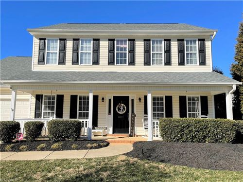 Photo of 821 Gehring Drive, Kernersville, NC 27284 (MLS # 1013496)