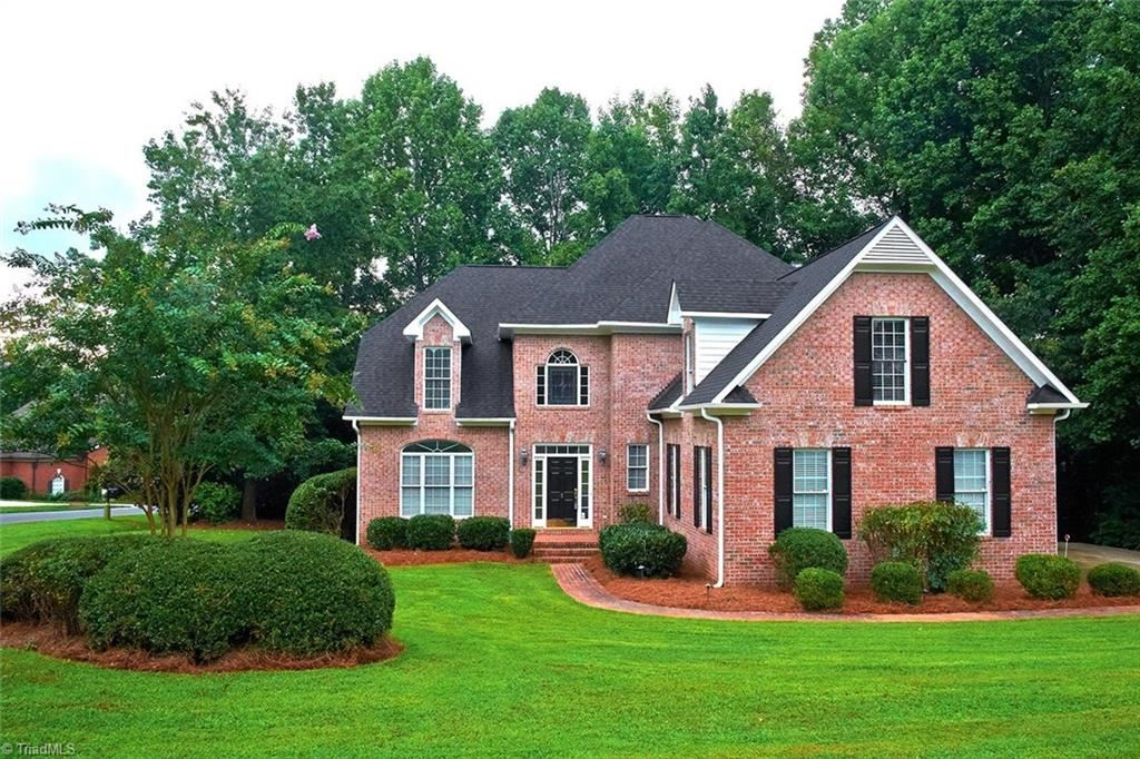 Photo of 1 Rosebay Circle, Greensboro, NC 27455 (MLS # 956504)