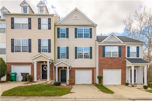 Photo of 3847 Tarrant Trace Circle, High Point, NC 27265 (MLS # 1008513)
