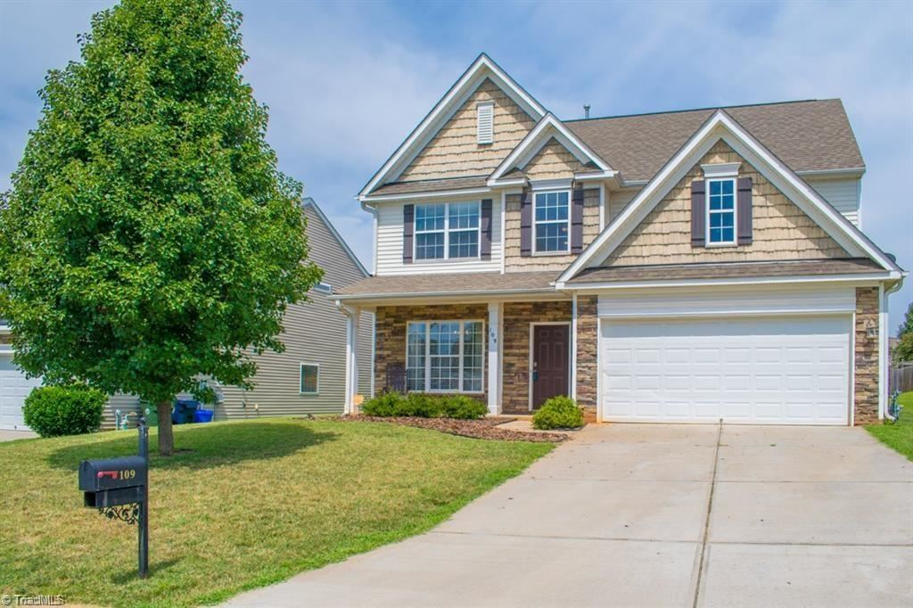 Photo of 109 Rosemont Lane, Lexington, NC 27295 (MLS # 987528)