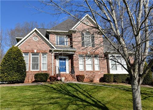 Photo of 3660 Rosebriar Circle, Winston Salem, NC 27106 (MLS # 1008531)