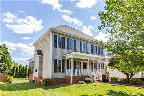 Photo of 7270 Shadowridge Drive, Lewisville, NC 27023 (MLS # 976531)