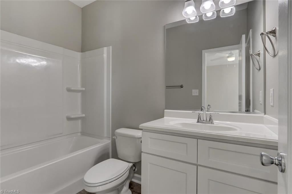 Photo of 3892 Tarrant Trace Circle, High Point, NC 27265 (MLS # 956534)