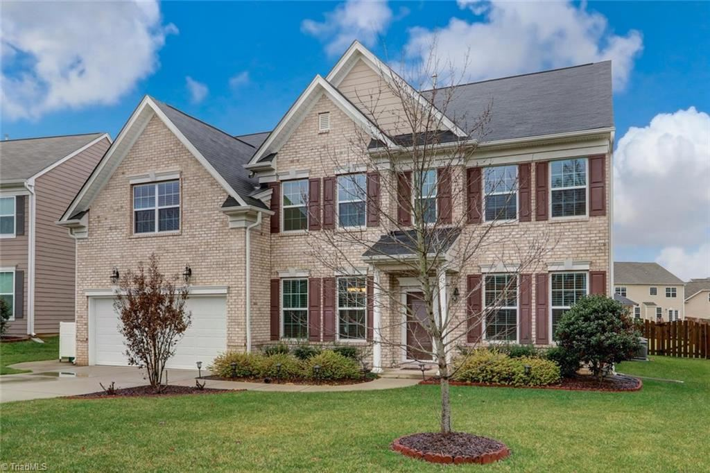 Photo of 4533 Blackberry Brook Trail, High Point, NC 27265 (MLS # 961544)