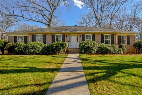 Photo of 3500 Doncaster Road, Winston Salem, NC 27106 (MLS # 967577)