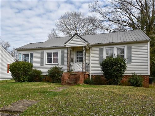Photo of 1403 Miller Street, Winston Salem, NC 27103 (MLS # 966578)