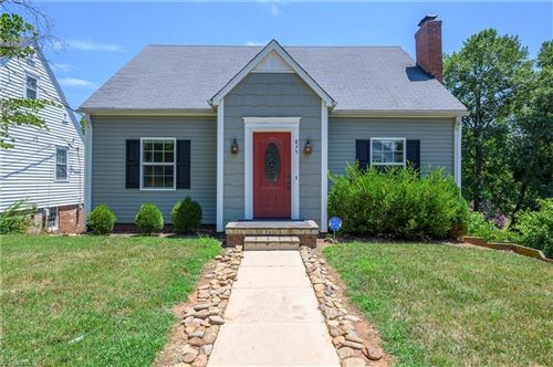 Photo of 845 Fenimore Street, Winston Salem, NC 27103 (MLS # 987581)