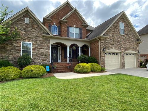 Photo of 5120 Spiral Wood Drive, Clemmons, NC 27012 (MLS # 981587)
