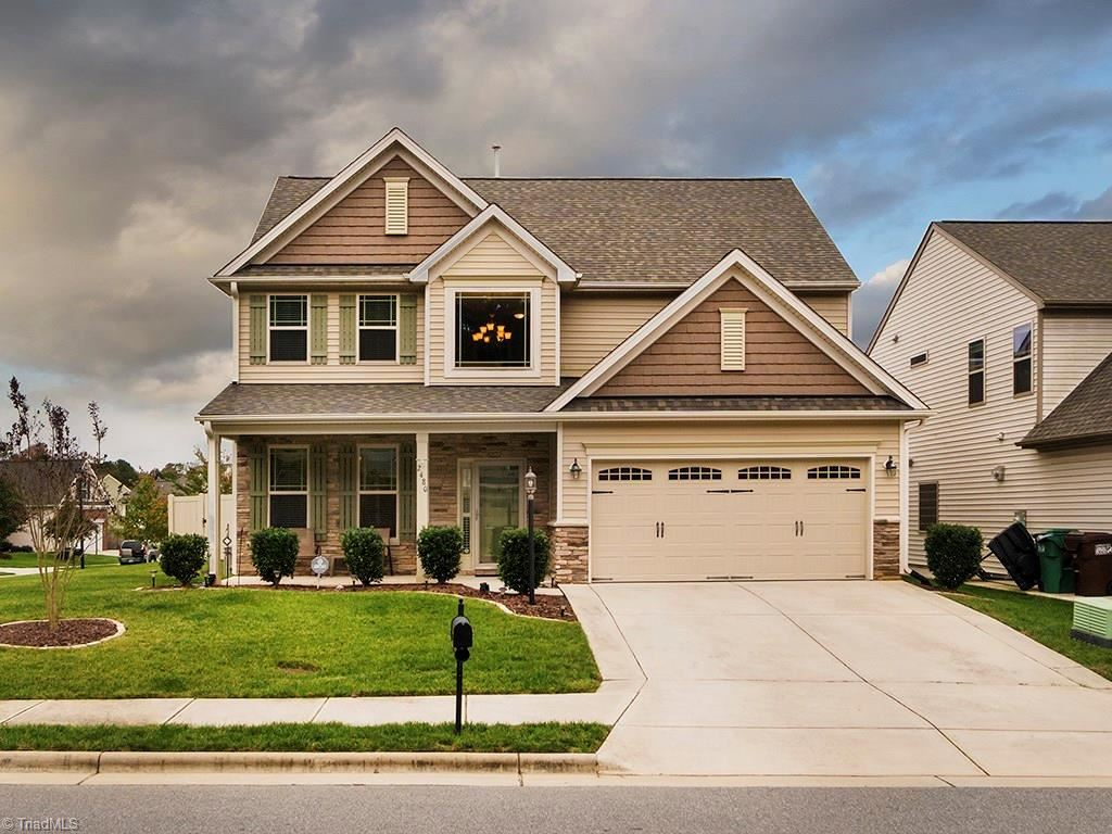 Photo of 2480 Tannin Court, High Point, NC 27265 (MLS # 956590)