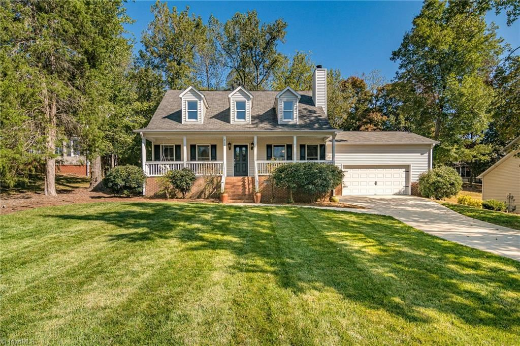 Photo of 317 Canterbury Road, High Point, NC 27262 (MLS # 956591)