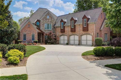 Photo of 5484 Brookberry Farm Road, Winston Salem, NC 27106 (MLS # 1010599)