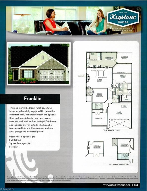 Photo of 3829 Galloway Court #Lot 71, High Point, NC 27265 (MLS # 984630)