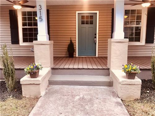 Photo of 315 S Sunset Drive, Winston Salem, NC 27103 (MLS # 965647)
