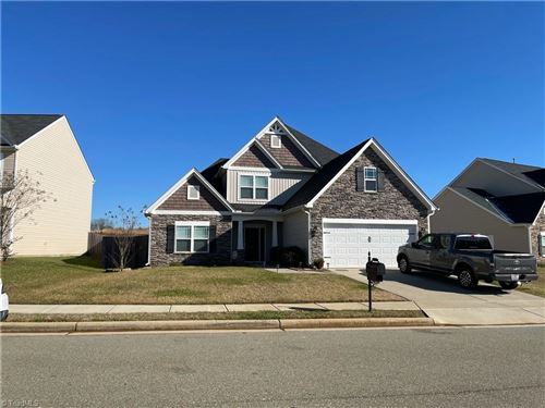 Photo of 741 Breeders Cup Drive, Whitsett, NC 27377 (MLS # 1008650)