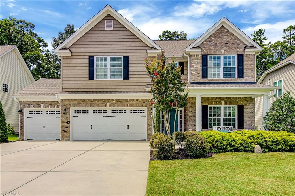 Photo of 2227 Dunning Court, High Point, NC 27265 (MLS # 987676)