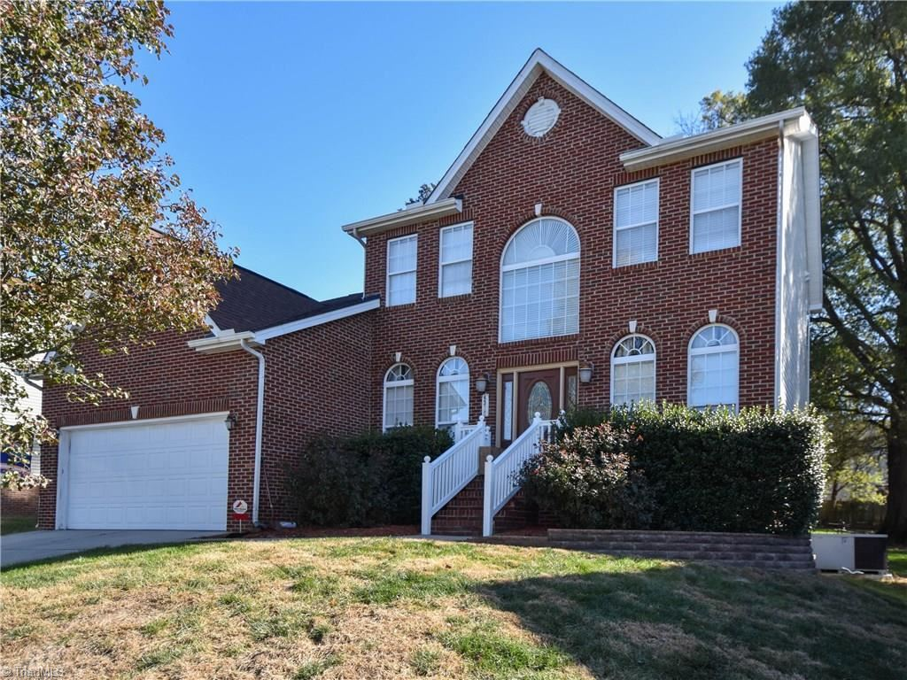 Photo of 4380 Peaceford Glen Drive, High Point, NC 27265 (MLS # 956686)