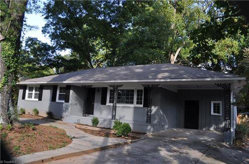Photo of 3210 NE Martin Avenue, Greensboro, NC 27405 (MLS # 000698)