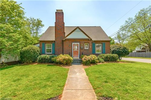 Photo of 2196 Gaston Street, Winston Salem, NC 27103 (MLS # 971731)