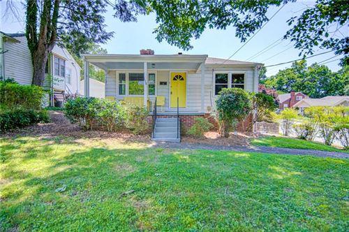Photo of 138 W Sprague Street, Winston Salem, NC 27127 (MLS # 1028744)