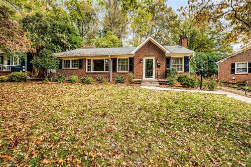 Photo of 1225 Magnolia Street, Winston Salem, NC 27103 (MLS # 000749)
