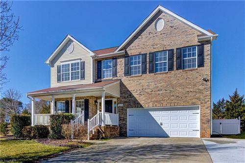 Photo of 1624 Candace Ridge Drive, Greensboro, NC 27406 (MLS # 1012758)