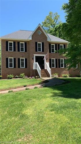 Photo of 3565 Tanglebrook Trail, Clemmons, NC 27012 (MLS # 977760)