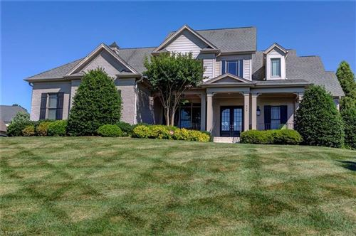 Photo of 809 Osprey Ridge Road, Winston Salem, NC 27106 (MLS # 962762)