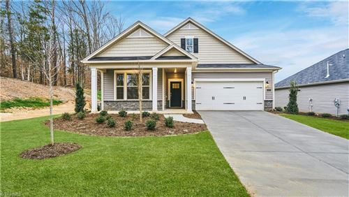 Photo of 5460 Quartz Avenue #Lot138, Clemmons, NC 27012 (MLS # 981776)