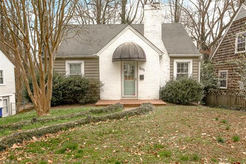 Photo of 1143 Kenwood Street, Winston Salem, NC 27103 (MLS # 969791)