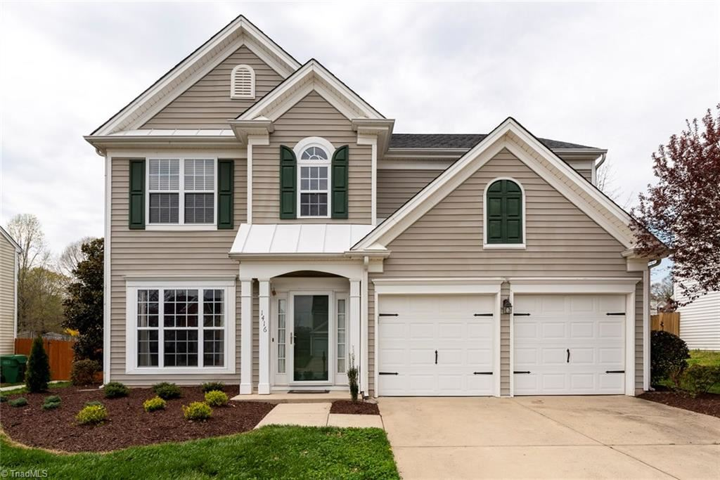 Photo of 1416 Pondhaven Drive, High Point, NC 27265 (MLS # 970805)