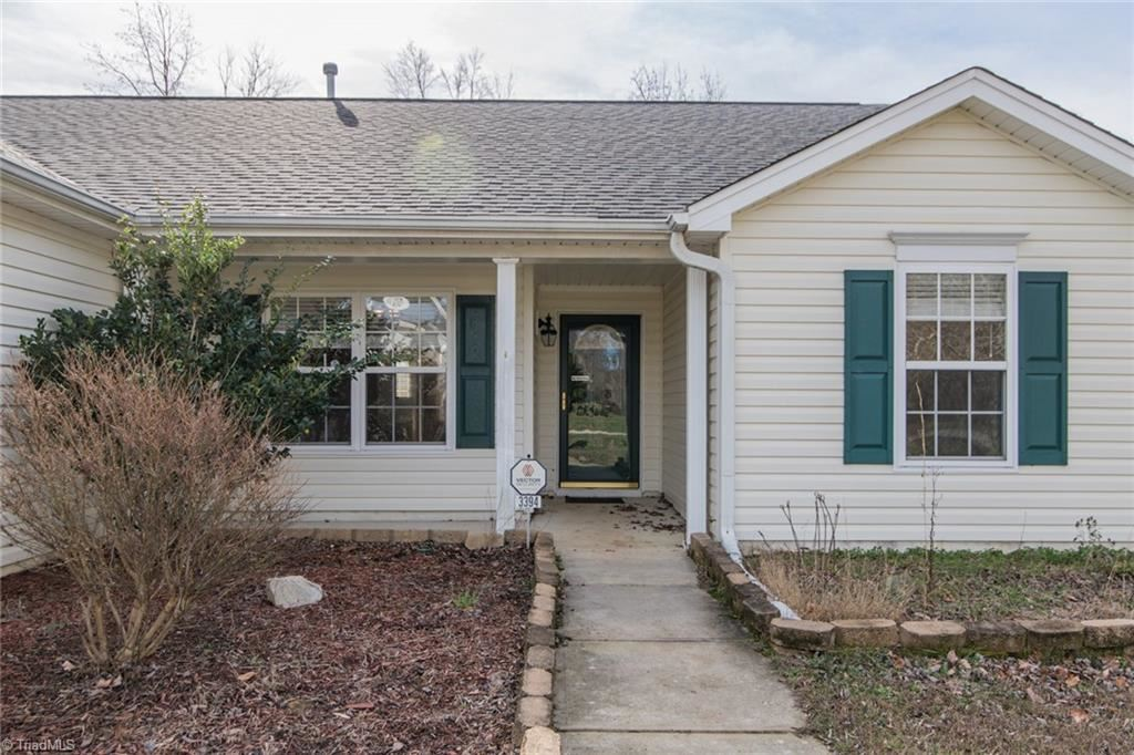 Photo of 3394 Panarama Drive, Greensboro, NC 27405 (MLS # 962807)