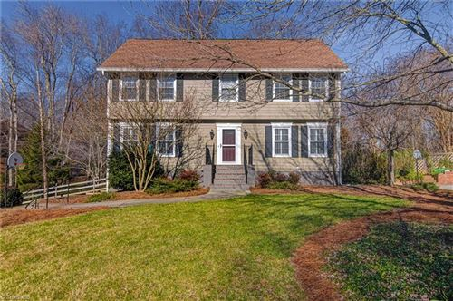 Photo of 3455 Scarsborough Drive, Winston Salem, NC 27104 (MLS # 1008815)