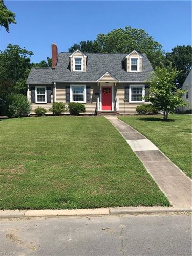 Photo of 849 Watson Avenue, Winston Salem, NC 27103 (MLS # 979830)
