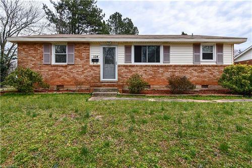 Photo of 104 Revere Drive, Greensboro, NC 27407 (MLS # 1013843)