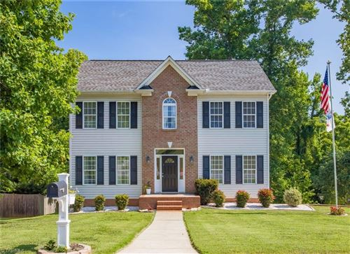 Photo of 7425 Cortney Glen Lane, Lewisville, NC 27023 (MLS # 980847)