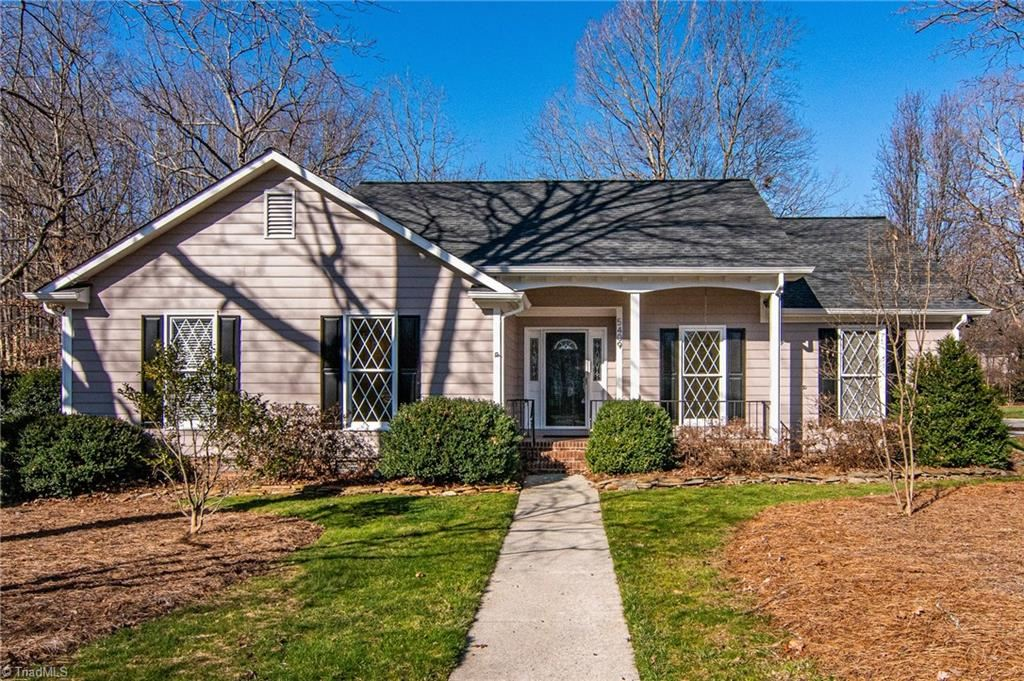 Photo of 5409 Southwind Road, Greensboro, NC 27455 (MLS # 962852)