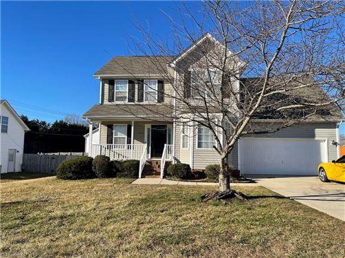 Photo of 4603 Cherrywood Drive, Greensboro, NC 27405 (MLS # 1013856)