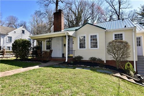 Photo of 1207 Kenwood Street, Winston Salem, NC 27103 (MLS # 967865)