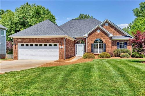 Photo of 7395 Shadowridge Drive, Lewisville, NC 27023 (MLS # 975884)
