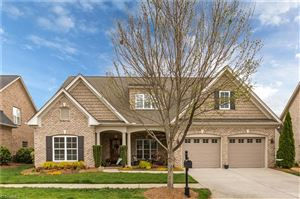 Photo of 5539 Foxgate Circle, Winston Salem, NC 27106 (MLS # 943890)
