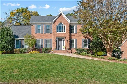 Photo of 4125 Stonemill Drive, High Point, NC 27265 (MLS # 998893)