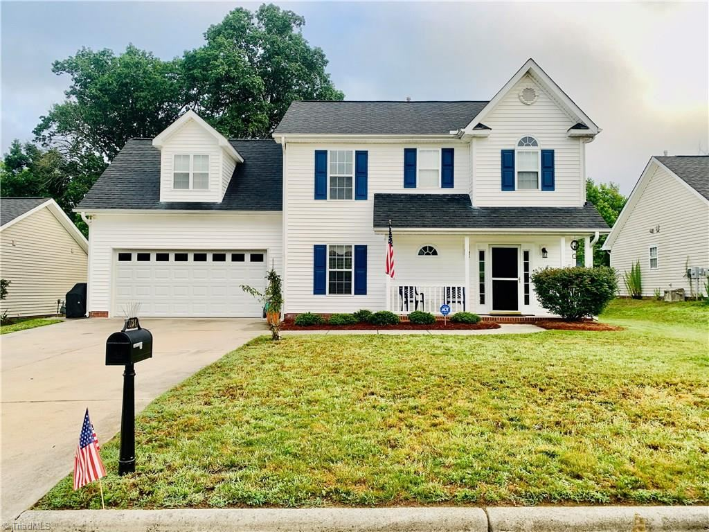Photo of 1124 Wesson Court, High Point, NC 27265 (MLS # 984899)