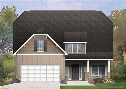 Photo of 8617 Stone Valley Drive, Clemmons, NC 27012 (MLS # 1006903)