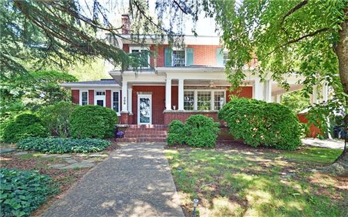 Photo of 306 S Sunset Drive, Winston Salem, NC 27103 (MLS # 979913)