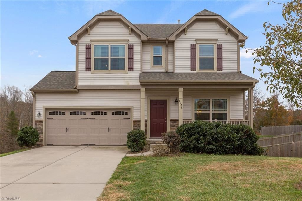 Photo of 6708 Planters Drive, High Point, NC 27265 (MLS # 956915)