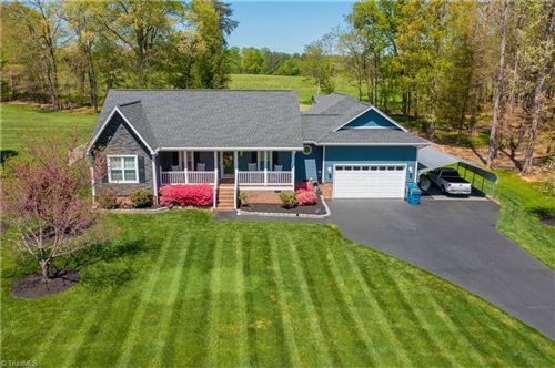 Photo of 3003 Beville Forest Drive, Browns Summit, NC 27214 (MLS # 1019923)