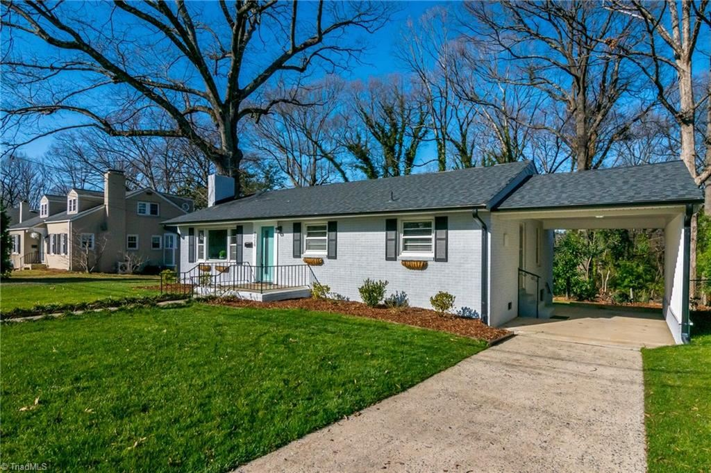 Photo of 2406 Wright Avenue, Greensboro, NC 27403 (MLS # 962976)