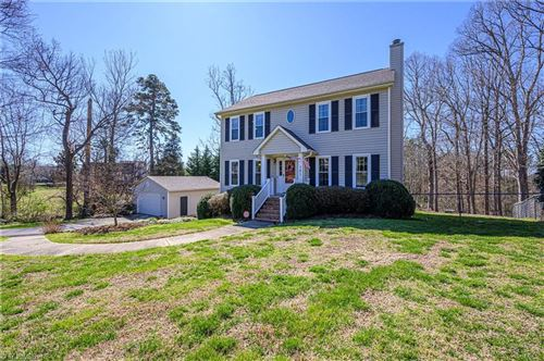 Photo of 151 Twin Creeks Court, Clemmons, NC 27012 (MLS # 967986)