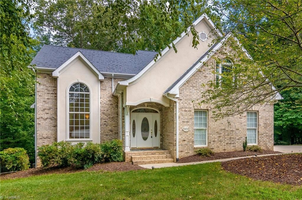 Photo of 3103 Wynnfield Drive, High Point, NC 27265 (MLS # 956986)