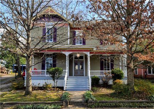 Photo of 643 N Spring Street, Winston Salem, NC 27101 (MLS # 1007995)